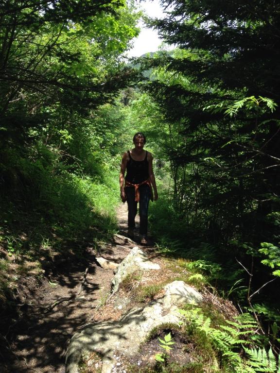 Happy hiking.