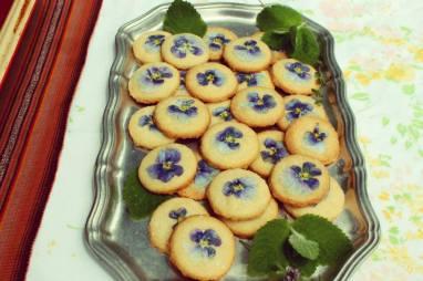 Amanda made these beautiful cookies! Pinterest WIN!